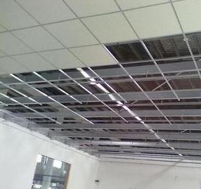 苏州铝格栅吊顶